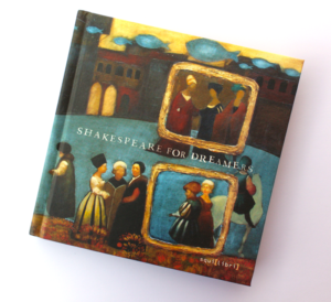 Shakespeare for Dreamers libro cd