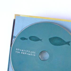 Shakespeare for Dreamers cd